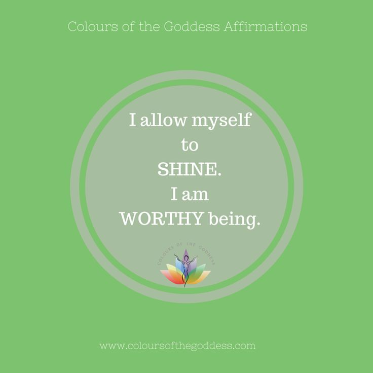 In one Word, how do you Shine In Your World?  #coloursofthegoddessaffirmations #selflove #selfempowerment