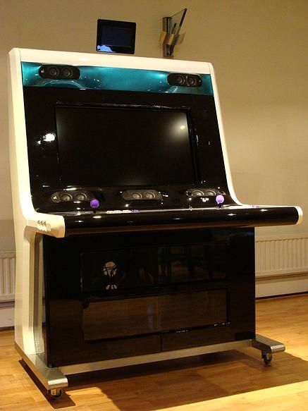 B15 Sdm Designs Custom Arcade Fight Stick Cabinet Arcade