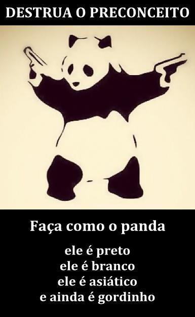 Pandas melhores pessoas