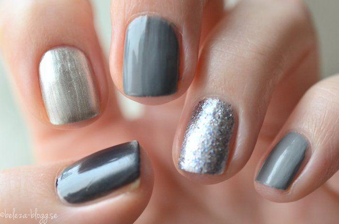 OPI 5 shades of Grey