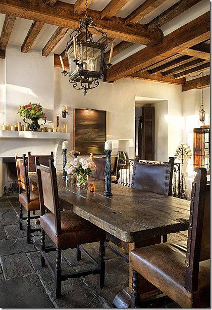 Best 25 Rustic Dining Rooms Ideas On Pinterest Dinning