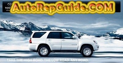 Download free - Toyota 4Runner (2007)-a compilation of manuals on repair: Image:… by autorepguide.com