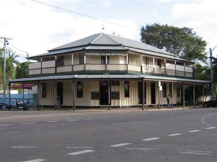 Vic Park hotel, South Townsville