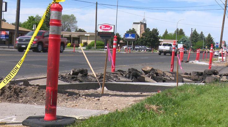 Idaho Falls road construction updates