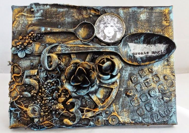 Tracy Evans: Prima Mixed Media Selection