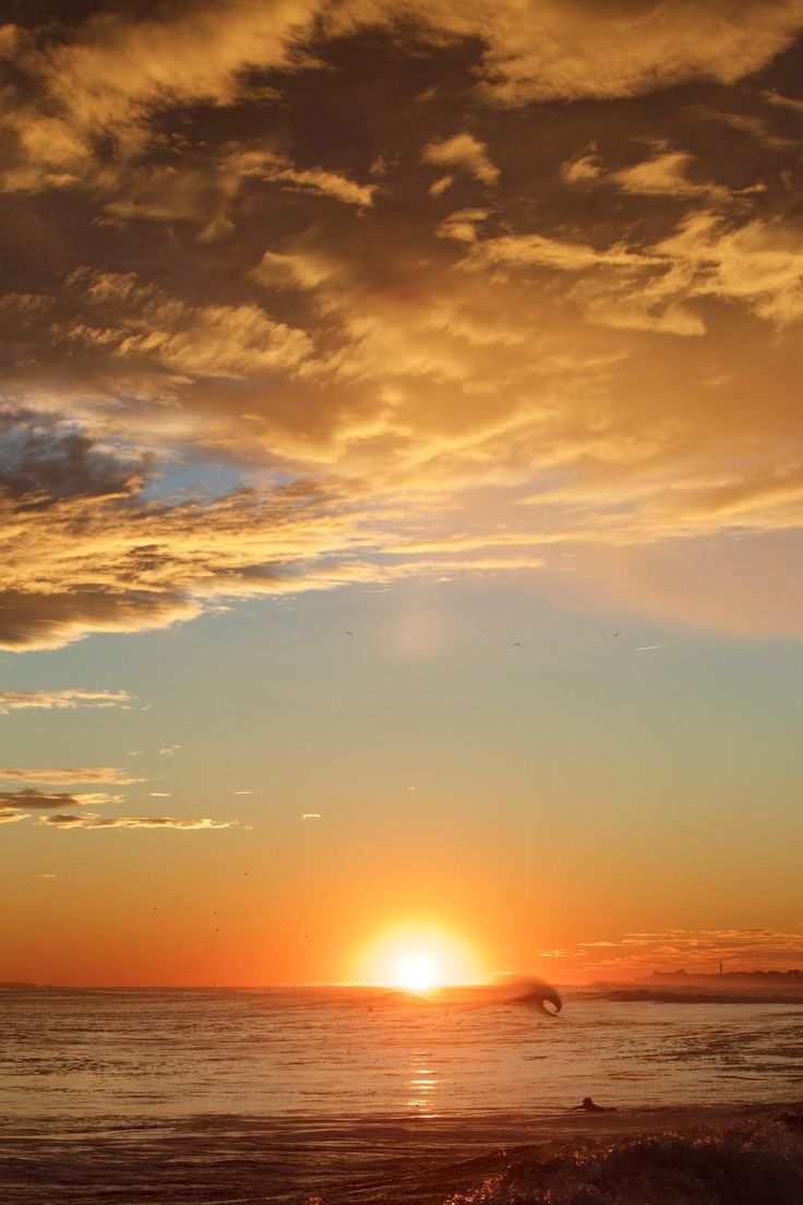 Beach sunset time #summer #surf