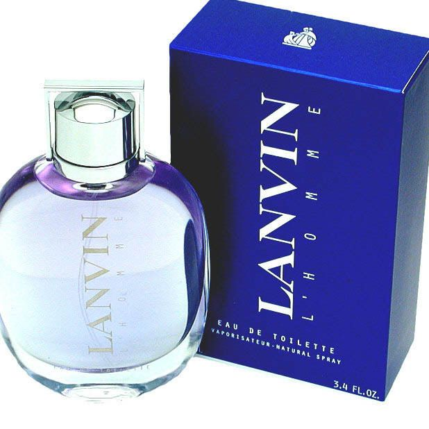 Lanvin Lanvin Men's 3.4-ounce Eau de Toilette Spray, White