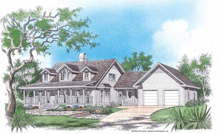 1000 images about house plans on pinterest southern Low country farmhouse plans