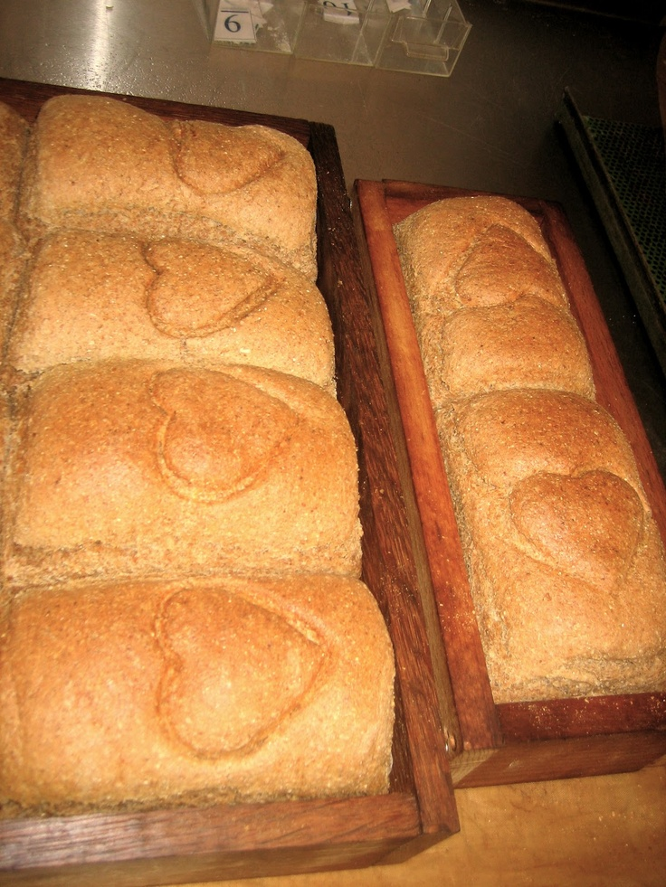 koken en bakken met Marcel: Brabants Roggebrood