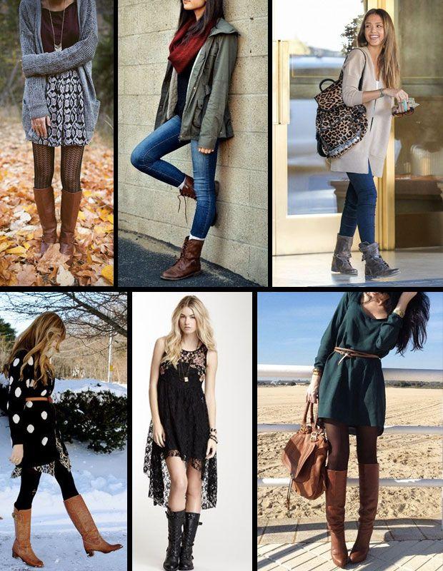 CONSIGLI DI STILE\ Come indossare gli stivali alti