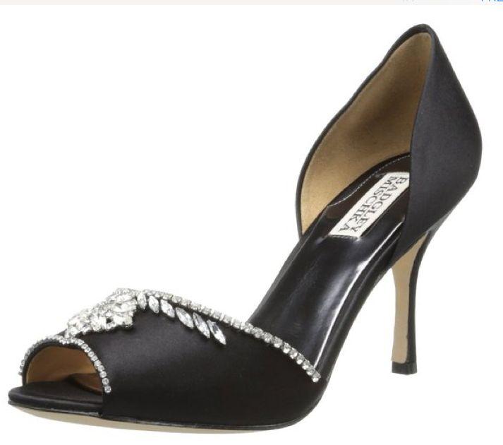 Zapatos azul marino formales Badgley Mischka para mujer 8gUYN