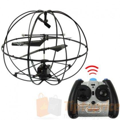 Helicóptero Dron que hará las delicias de los más pequeños