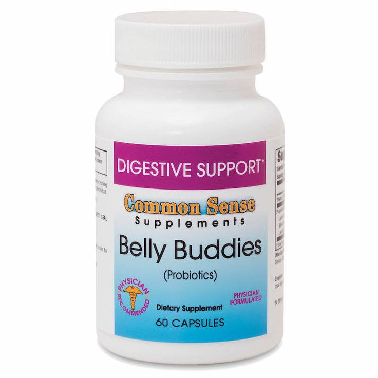 """Probiotic (Belly Buddies) are Dr. DeSilva's most recommended supplement to his patients. The 4 major functions of Belly Buddies are: • Support a healthy immune response • Aid in digestion • Help with elimination of waste • Aid in absorption of nutrients (especially B vitamins)  Probiotic or """"good bacteria"""" is essential to overall health. With 70% of the body's immune system located in the intestines, it is very important to maintain proper function of this organ. CS Supplements use"""