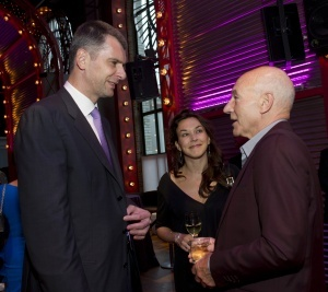 Russian Billionaire Mikhail Prokhorov Donates $1 M. to BAM for Cultural Exchange