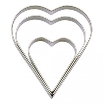 Szív alakú kiszúróforma http://www.nosaltywebshop.hu/termek/sziv-alaku-kiszuroforma/