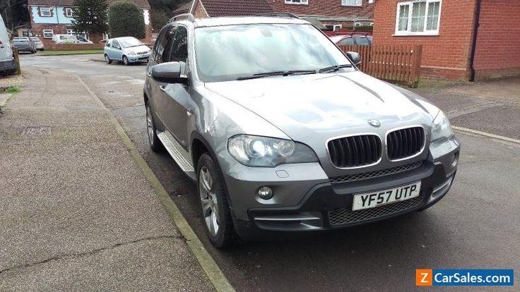 BMW X5 SE 5S 3.0D AUTO #bmw #x5 #forsale #unitedkingdom