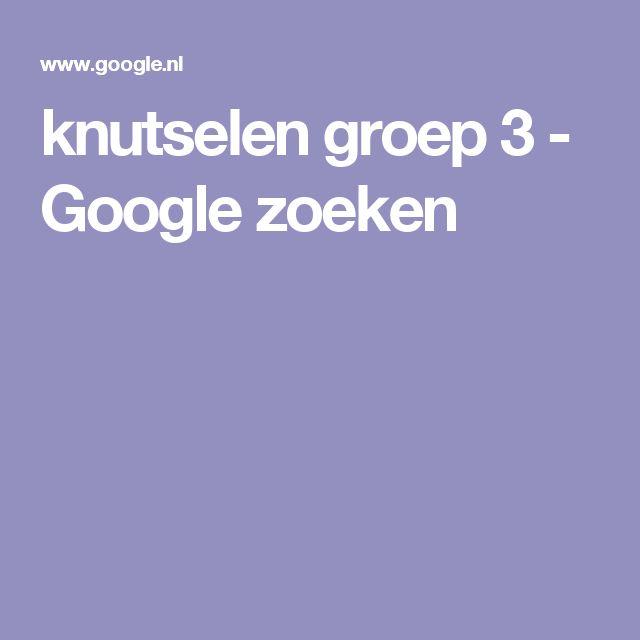 knutselen groep 3 - Google zoeken