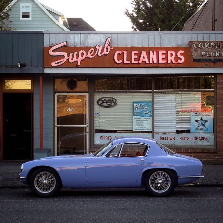 1958 Lotus Elite :: via archaictires