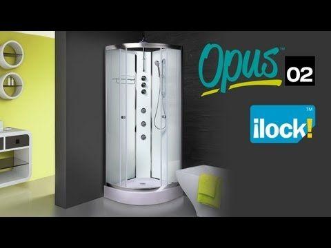 Opus 03 with ilock 1000 x 1000 by Niko OPUS03 Black - £435