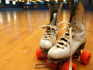 Get an adrenaline rush at the roller-skating rink. As long as you don't mind being the oldest people there who aren't chaperoning their children, it's a great way to have fun and let loose with each other. Top it off with a bowl of ice cream when you get home.    Read more: Cheap Date Ideas - Inexpensive Ideas for Dates - Marie Claire