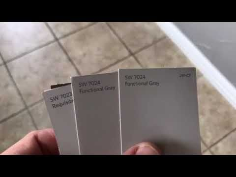 Best Functional Gray Paint Color Sw 7024 By Sherwin Williams 400 x 300