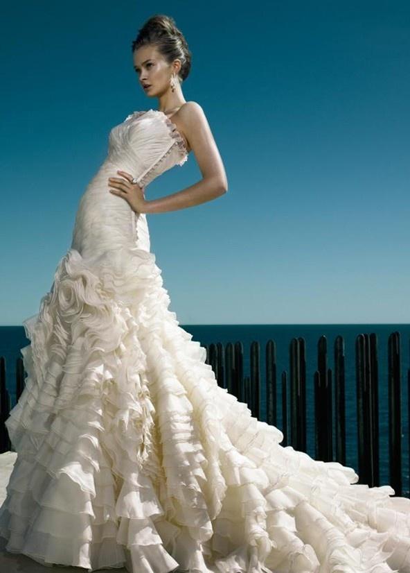 The 25  best Spanish wedding dresses ideas on Pinterest   Spanish ...