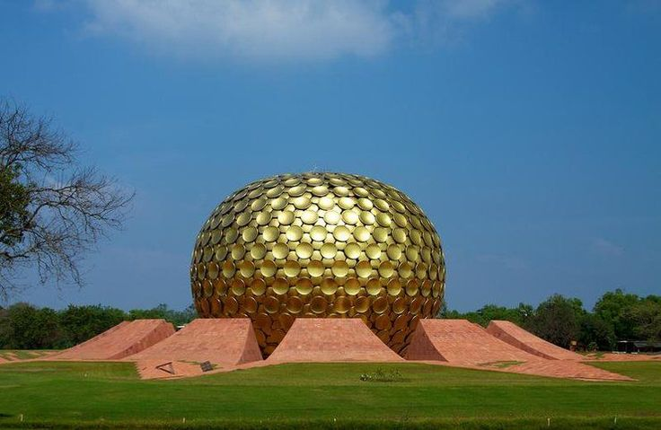 Auroville Documentary - Journey to the City of Dawn - YouTube