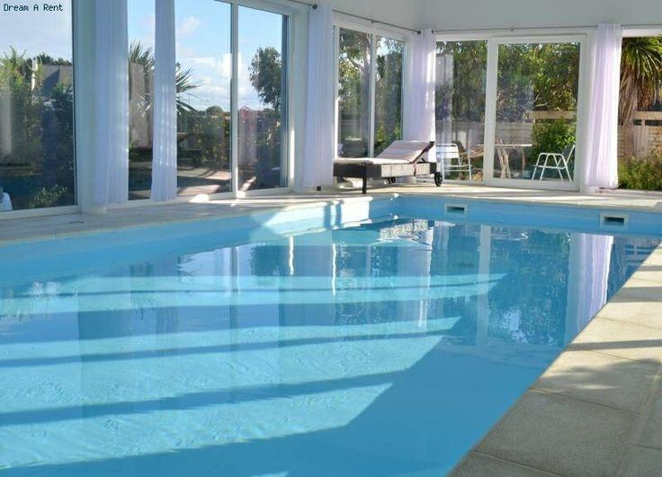 17 best ideas about maison avec piscine int rieure on pinterest mini piscin - Mini piscine interieure ...