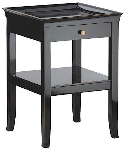 side table roussillon dw mobilier par mis en demeure pinterest. Black Bedroom Furniture Sets. Home Design Ideas