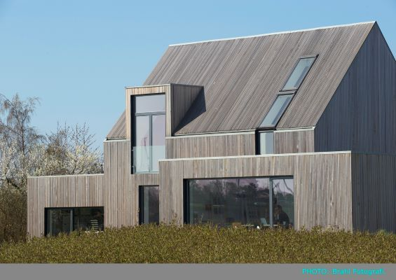 trä + tegel arkitektur - Sök på Google