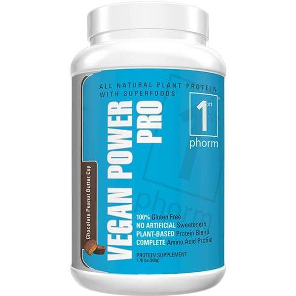 Vegan Power Pro In 2020 Vegan Protein Powder Vegan Protein Sources Protein