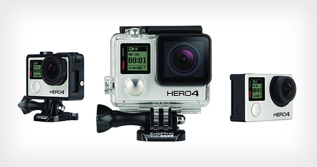 Probably the most exciting new feature is the built-in touch display on the newly revealed GoPro HERO4. You will finally be able to see what it is you've captured. There is a problem it the new fea...