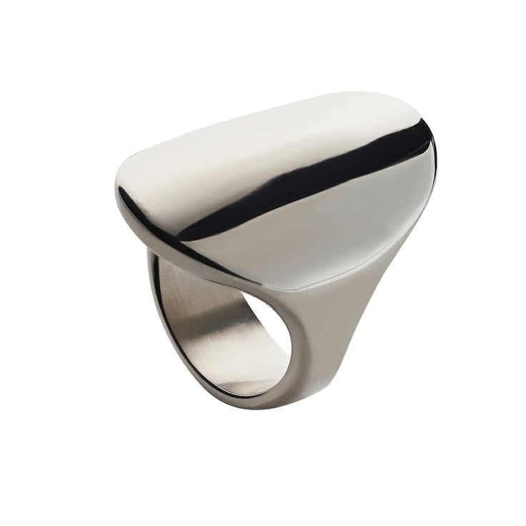 Oxettissimo Ring - Available here http://www.oxette.gr/kosmimata/daktulidia/s.steel-ring-oval-oxette678l-1/    #oxette #OXETTEring #jewellery