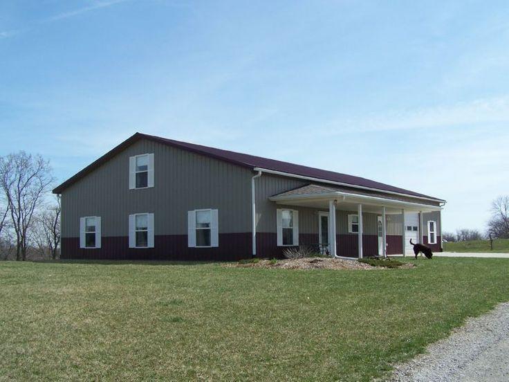 Steel building homes / Barndominiums / Shouse