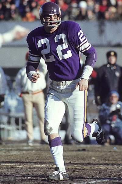 Paul Krause, Viking defensive back