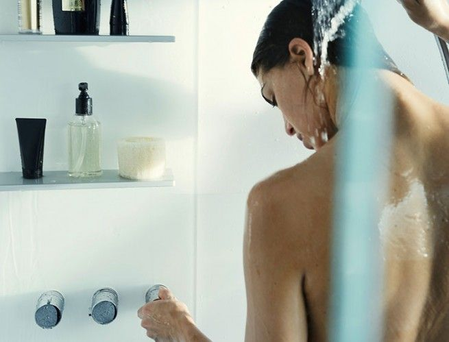 keuco me time spa #spa #keuco #shower #bathroom