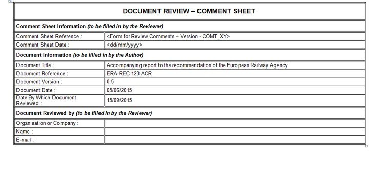 Document Review Form Download for Project Management Plan Template - earned value analysis
