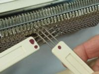 Create Cables on the Machine Tutorial For Machine Knitting