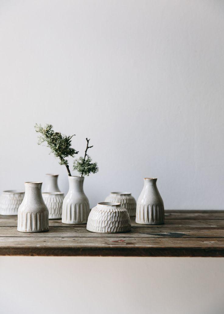 Ceramic Bud Vase No. 2