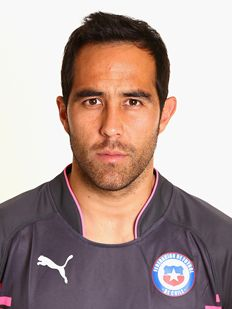 2014 FIFA World Cup™ - Claudio BRAVO