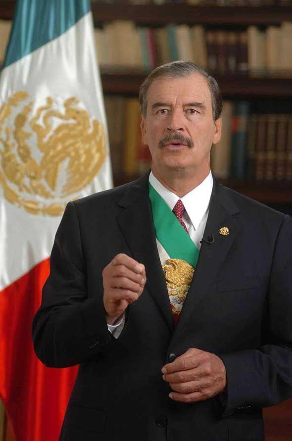 Gobierno de Vicente Fox Quesada (2000-2006)
