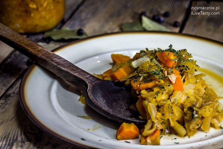 Vegetarian Polish Bigos - Powered by @ultimaterecipe