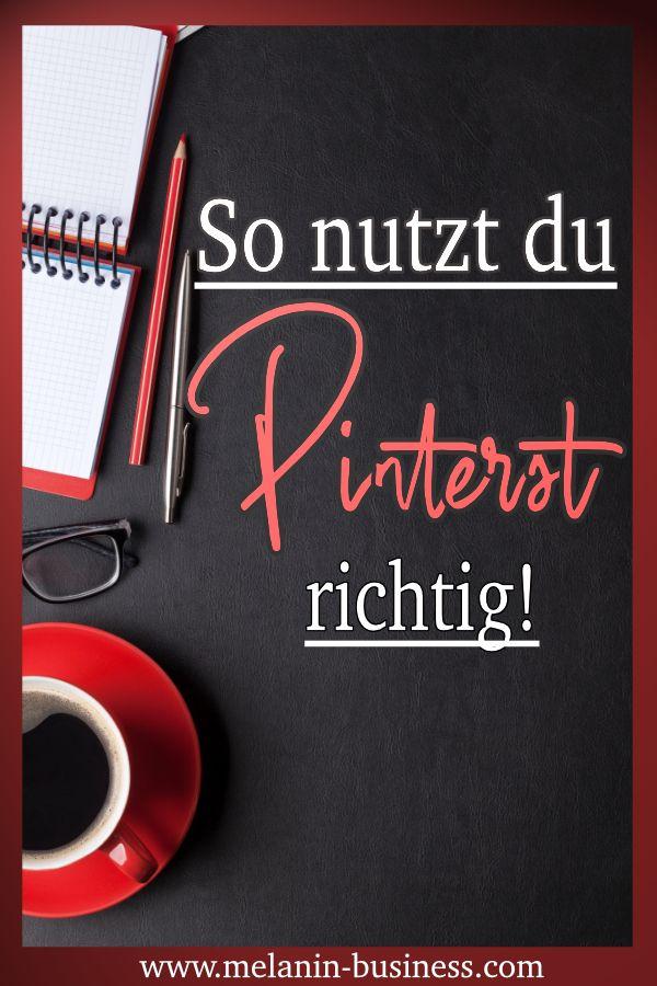 So nutzt du Pinterest richtig. – heiklein.de