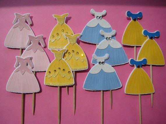 Princess-def. making these for my Disney roomies