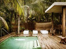 Be Tulum Beach & Spa Resort - Hotel en Tulum, Quintana