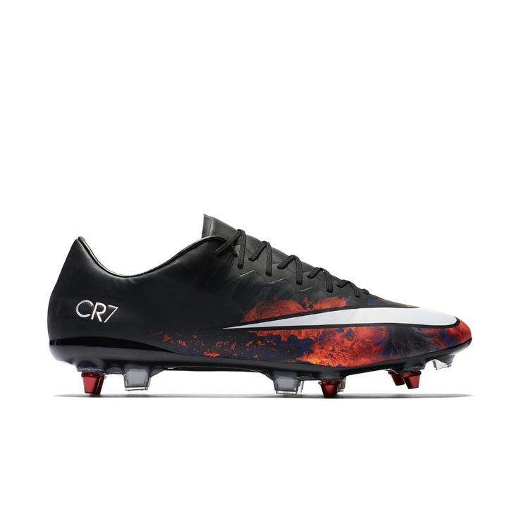 Nike Mercurial Vapor X CR7 Men's Soft-Ground Pro Soccer Cleat
