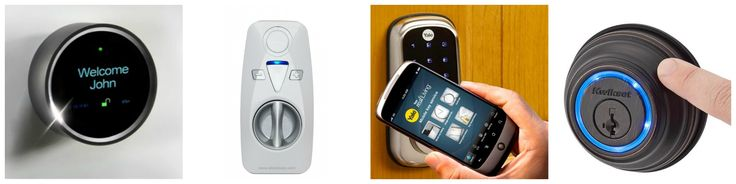 SMART DOOR LOCKS - SAFETY + CONVENIENCE!  Feeling Save and Secure is a Must for every Home-Owner. How can a Smart Door Lock improve - Safety and Convenience!