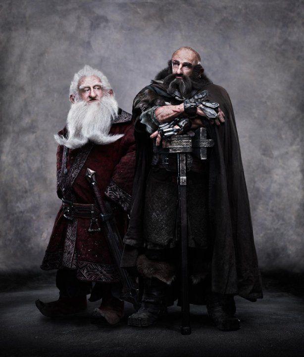 Still of Graham McTavish and Ken Stott in The Hobbit: An Unexpected Journey (2012)