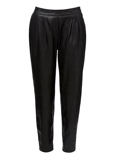 Womens Pants Womens Shorts | Leather Pleat Soft Pant | Seed Heritage