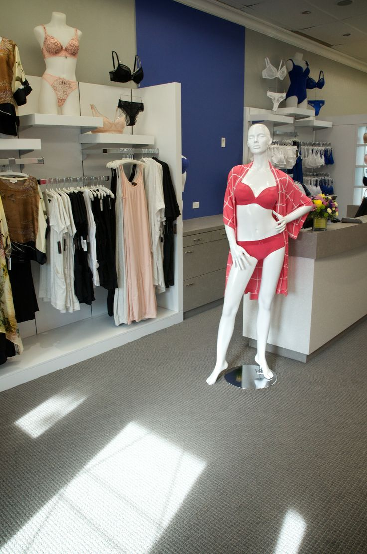 Diane's Lingerie gets a fresh new look!
